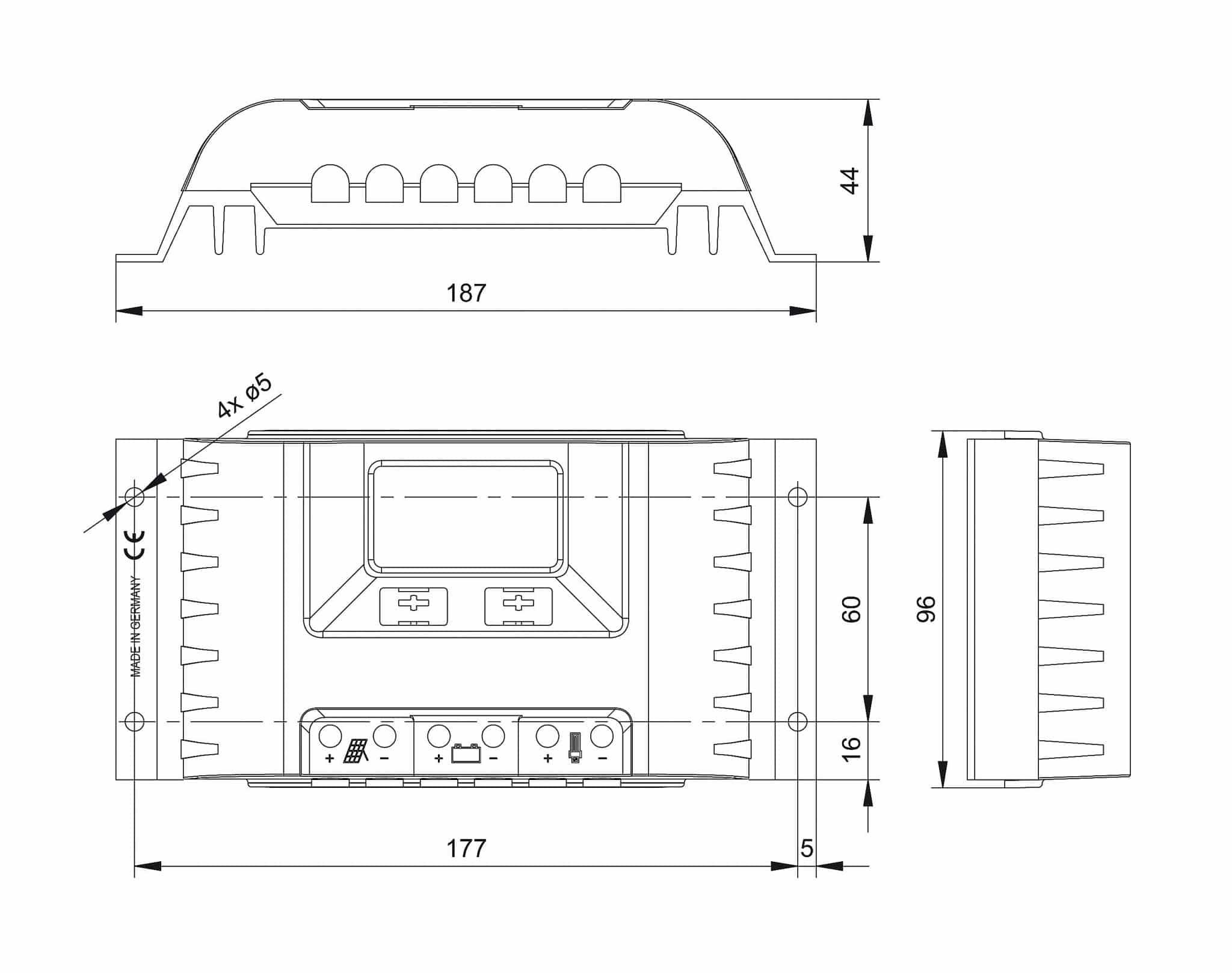 steca pr 10 30a. Black Bedroom Furniture Sets. Home Design Ideas
