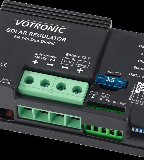 Соларен контролер Votronic SR Duo Dig
